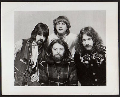 THE BYRDS 70's Rock Group VINTAGE ORIG PHOTO 8x10 musicians band