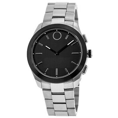 MEN'S MOVADO BOLD Motion Connected II Stainless Steel Smart