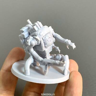 2'' Robot For Dungeons & Dragon D&D Nolzur's Marvelous Miniatures figure Toys