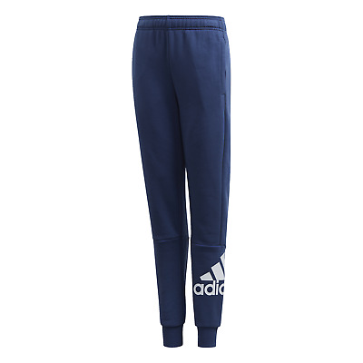 adidas Core Jungen Sport-Trainings-Hose Must Haves BOS Pant blau