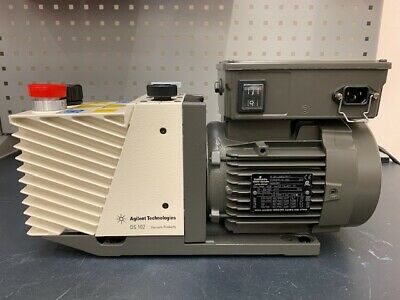 Agilent / Varian DS102 Vacuum Pump Dual Voltage , Equivalent to Edwards RV5 E2M5