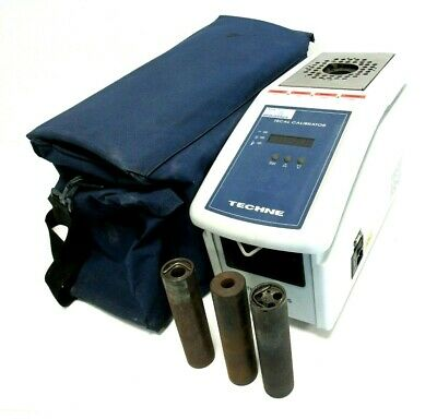 Used Techne Tecal Fdb650Sp Dry Block Calibrator 650S