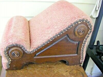 Antique Victorian Gout Foot Stool