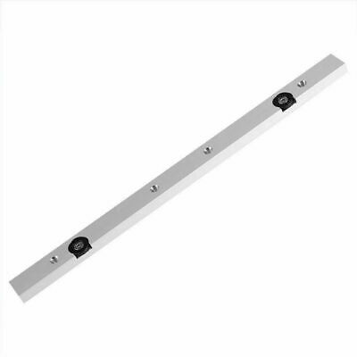 300mm Track Miter Slot Slider Bar Aluminium Alloy Woodworking Table Saw Gauge S
