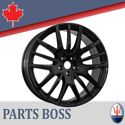 Maserati Levante OEM Remanufactured MAG WHEEL SET OF FOUR 4 670044700 670044711