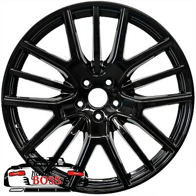 Maserati Levante OEM Remanufactured REAR 10.5J x 21 inch MAG WHEEL 670044711