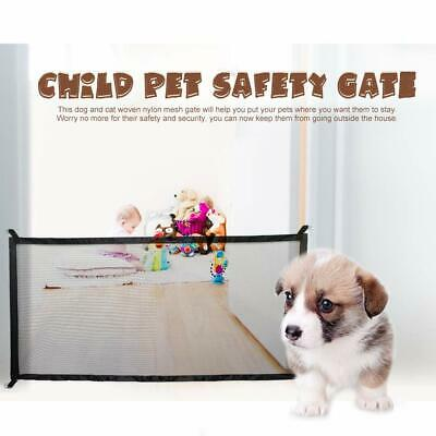 Magic Pet Gate Portable Kids & Pets Safety Door Guard Enclosure To Play And Rest