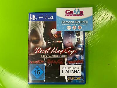 Devil May Cry HD Collection PS4 Playstation 4 PAL UK (ITA INCLUSO)