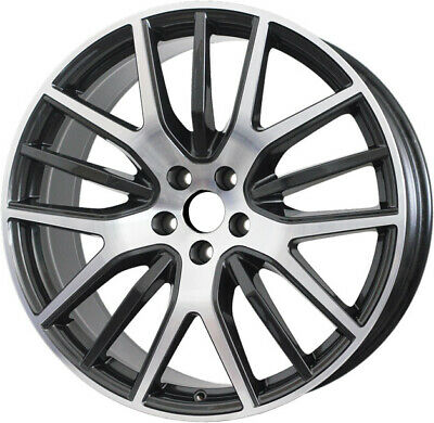 Maserati Levante OEM Remanufactured FRONT 9J x 21 inch MAG WHEEL 670044700