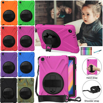 Heavy Duty Protective Rugged Stand Cover Case for Samsung Galaxy Tab A 8.0 P200