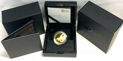 James Bond 2020 Gold Proof One Ounce Coin, Royal Mint New Release. 1 Oz Of 999.9