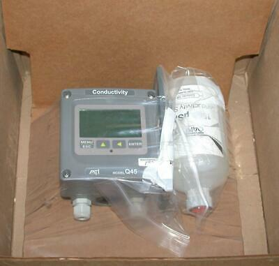 New ATI  Q45  Conductivity Monitor Meter Readout