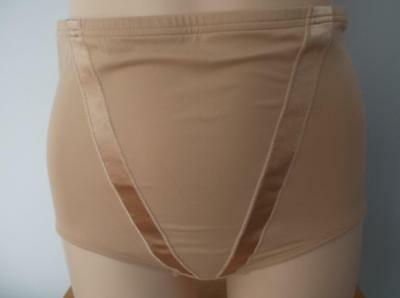 Vintage Style Panties Briefs Maidenform Nylon Sissy Silky Lingerie  Size 2 Xl