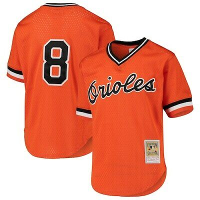 Cal Ripken Jr. Baltimore Orioles Mitchell & Ness Youth Cooperstown Collection