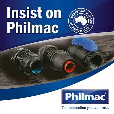 Philmac Fittings Mdpe 95 In Total To Choose From