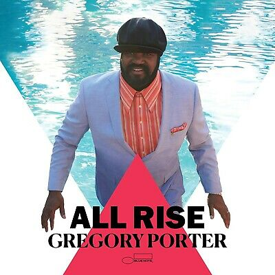 Gregory Porter - All Rise (NEW CD) PREORDER 17/04/2020