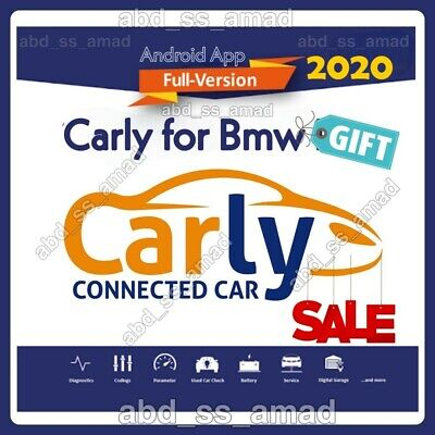Carly for BMW Pro ✅ Android App ✅ Full Version ✅ Latest 2020
