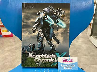 Xenoblade Chronicles X Collector's Edition Guida - Guide Lingua Inglese