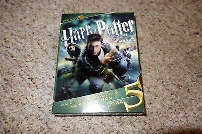 Harry Potter and the Order of the Phoenix (DVD, 3-Disc Set, Ultimate)