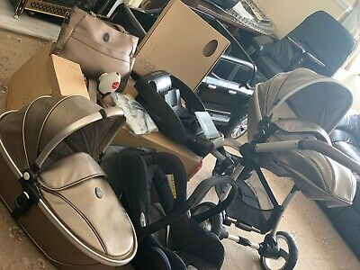 EGG Stroller HOLLYWOOD SPECIAL EDITION Full Travel System. Suitable From Birth.