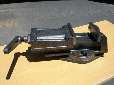 "5"" (125mm) Precision Swivel Milling Machine Vise / Vice"