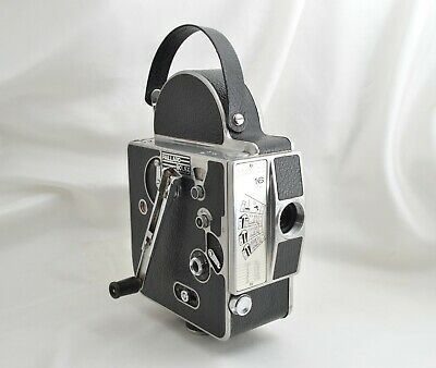 *RARE EXC+++++* BOLEX H16 M Single Mount Movie Film Camera From Japan M259