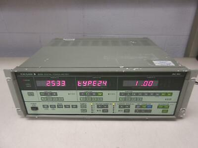 Yokugawa 253323 3 Phase Digital Power Meter T92683