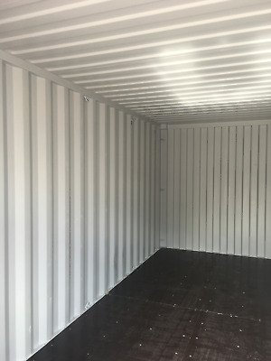 20ft one way shipping container