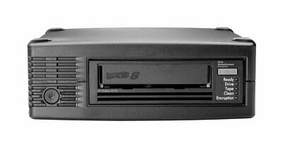 BC023A - HPE StoreEver LTO-8 Ultrium 30750 External Tape Drive 882281-001 !New!