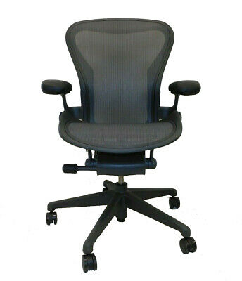 Authentic Herman Miller® Aeron® Chair, Size B | Design Within Reach