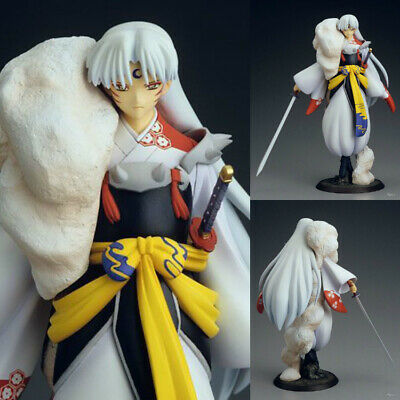 "Inuyasha Final Chapter Sesshoumaru 7.5"" Action Figure 1/8 Scale PVC Statue Toy"