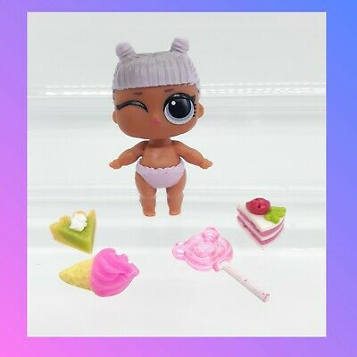 New Doll LIL SNOW BUNNY Series 4 LITTLE SIS LIL SISTER Dolls