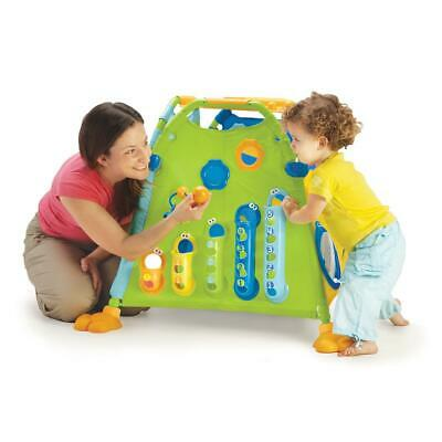 Yookidoo Discovery Playhouse for Toddler Play Activity Fun Lean Inside Outside
