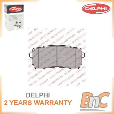 New Peugeot 508 2.0 HDI Genuine Delphi Rear Brake Pads Set