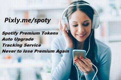 [+1000 Sold] Spotify Premium Tokens 1 Year 12 Months - Auto Upgrade Worldwide