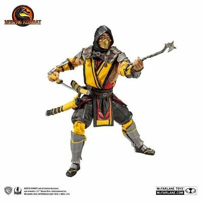 SYCO MORTAL KOMBAT RAIDEN POLYSTONE RESIN STATUE *NEW*