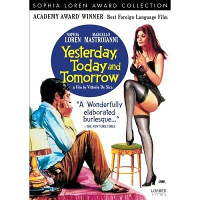 Yesterday Today & Tomorrow (Ws) New Dvd