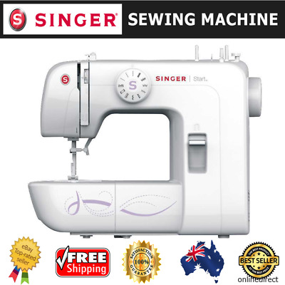 Singer Sewing Machine 12 Stitch Function 6Stitches LED Buttonhole Front Load New