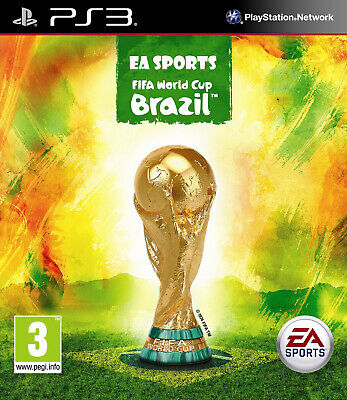 Fifa World Cup Brazil PS3 (Leer Descripción)