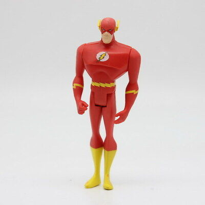 The The Flash JUSTICE LEAGUE UNLIMITED JLU DC Universe Action Figures 3.75inch