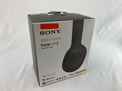 Sony WH-H900N h.ear on 2 Wireless Bluetooth Noise Canceling Headphones