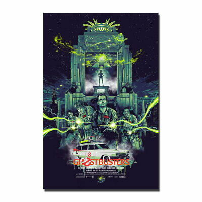 136719 Ghostbusters 2 Classic Movie Decor Wall Print Poster UK
