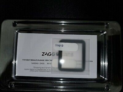 ZAGG InvisibleShield Luxe Screen Protector for Apple Watch Series 2 (42mm) -...