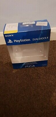 PS4 DualShock 4 Controller BOX ONLY Wave Blue