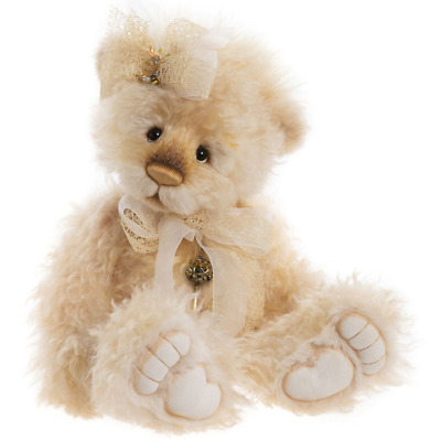 CHARLIE BEARS ISABELLE LEE COLLECTION BEAR MASTERPIECE 2020 LE 300 - 46cm