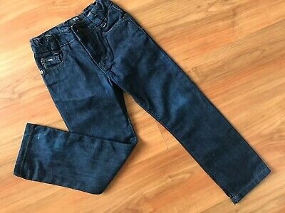 Boys AUTHENTIC Blue SLIM HUGO BOSS JEANS (age3-4) *L@@K*