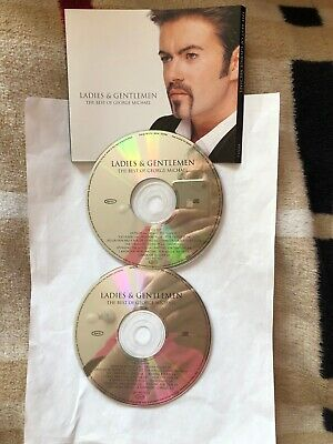George Michael - Ladies & Gentlemen (The Best of , 1998).ONLY DISC.FREE POST