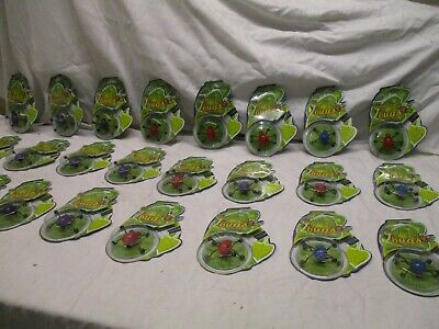 Brand New Joblot Of 96 Toys The Tumbling Bugs Acetate Pack Great Fun Boot Resale
