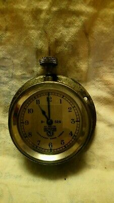 Old B526 Smiths Clock For Spares Or Repairs