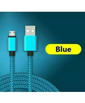 3m  Micro USB Charging Cable For Sony Playstation4 Controller PS4 Charger Lead
